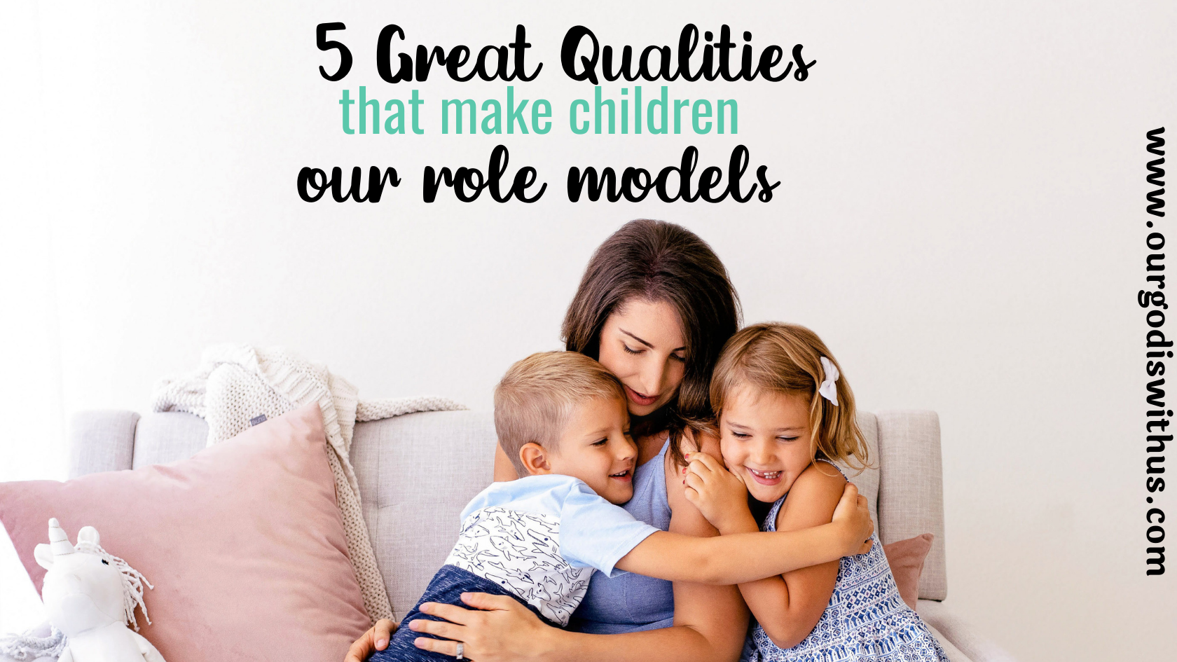 5 Great qualities that make children our role models